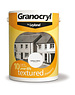Granocryl Granocryl Masonry Paint brilliant white 5L Textured