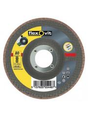 Flexovit Flap Disc Med