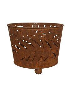 Leaf Fire Bucket