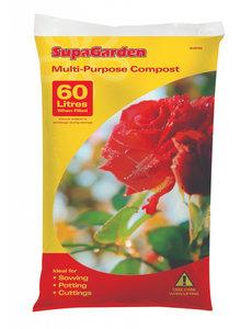 SupaGarden Multi-purpose Compost 60l