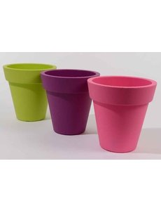 Bibelot Bee Large Plastic Planter large in 3 different colours