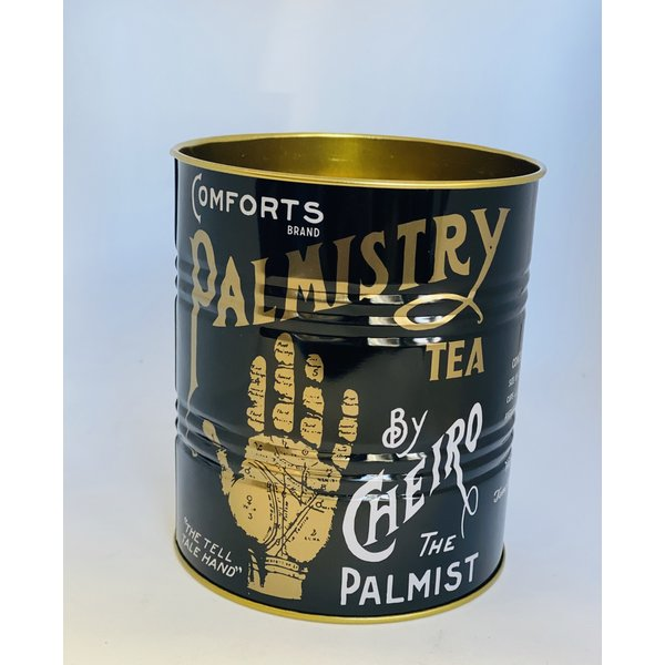 Palmistry Large Tin