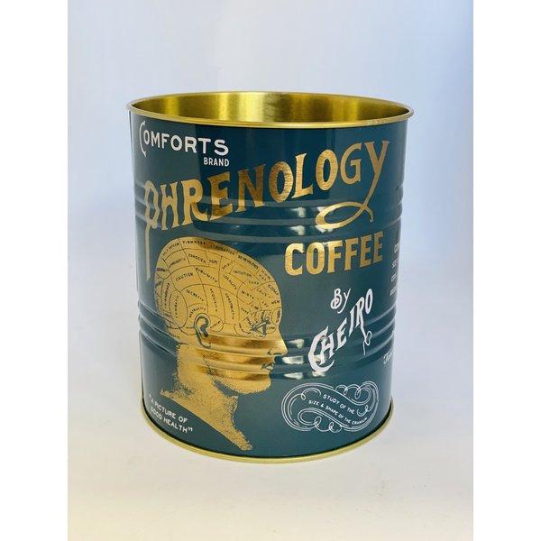 Phrenology Small Tin