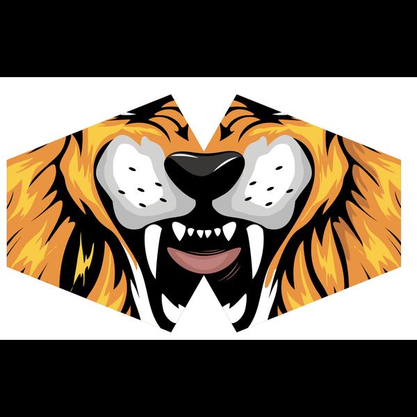 Ancient Wisdom Tiger Adult Mask