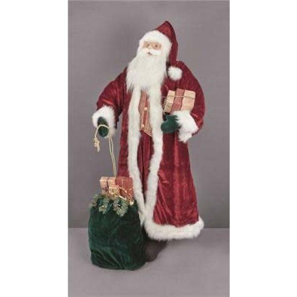 Premier 1.8m Victorian Santa