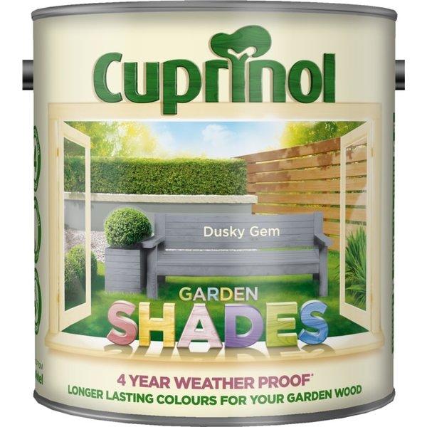 Cuprinol Dusky Gem Cuprinol Garden Shades 2.5L
