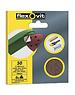 Flexovit Delta Sanding Sheets- 6 Pack (94mm)