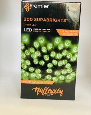 Premier Green LED Lights 200