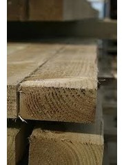 Treated Rough Sawn Timber - Various Sizes