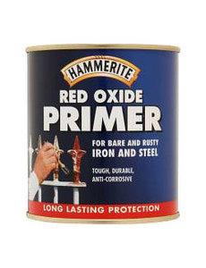 Hammerite (Akzo Nobel) Red Oxide Primer 500ml