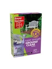 Bayer Super Strength Ground Clear Weedkiller 6 sachet