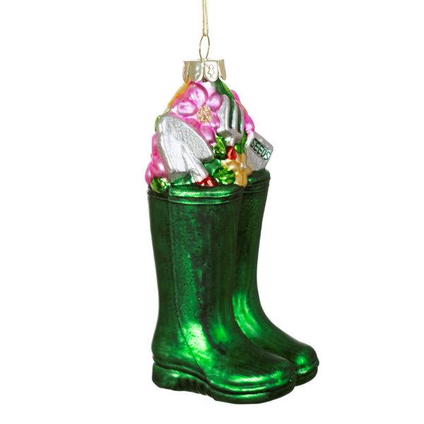 Sass & Belle Wellington Boots Bauble