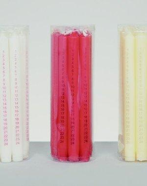 Premier Advent Candle 25cm