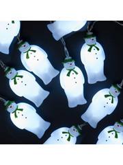 Snowtime The Snowman Lights 10 LED