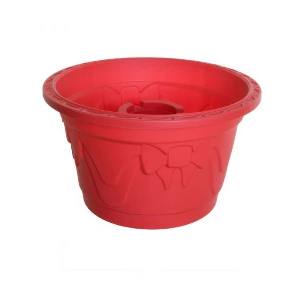 WhiteFurze Real Tree Stand  Red Tub