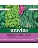 Unwins Herb Collection - Basil/Coriander/Chives/Parsley