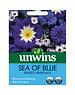 Unwins Sea of Blue - Mixed Annuals