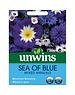 Unwins Sea of Blue - Mixed Annuals