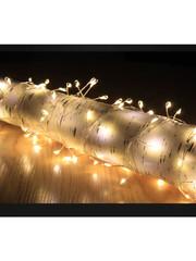 Snowtime 200 Copper Wire Cluster Lights Warm White