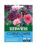 Unwins Cornflower - Double Mix