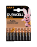 Duracell Plus AAA Batteries (8 Pack)