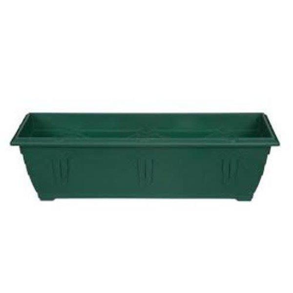 WhiteFurze Venetian Window Box Trough 90cm Green