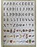 Kaemingk Letter Pack for Light boxes