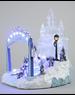 Kaemingk Led Ice Sculpture Square village