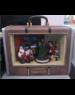 Kaemingk Animated Suitcase Battery Operated LED  27cm