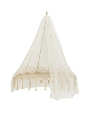 Decoris Hanging Hammock Chair With Net