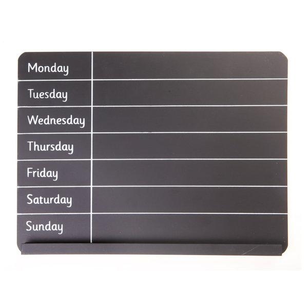 Sass & Belle Weekly Planner Chalk Board