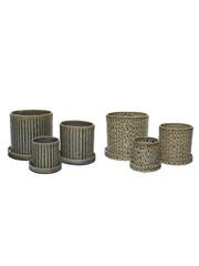 Decoris Planter stoneware