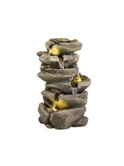 Decoris Fountain  rock waterfall polyresin transformer outdoor