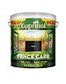 Cuprinol Less Mess Fence Care 6L Black
