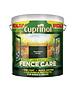Cuprinol Less Mess Fence Care 6L Woodland Green