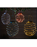 Lumineo Solar Wire Light BeeHive 4 Colour ass