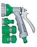 SupaGarden Hose Pipe Spray Gun Set SHF70