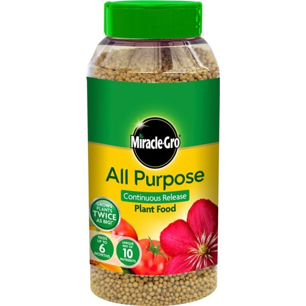 Miracle-Gro  (Scotts) Miracle-Gro Slow Release All Purpose Plant Food