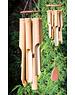 Namaste Large Natural Bamboo Windchime