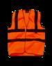 Dickies Dickies Hi Vis Way Safety  Waistcoat Small Orange