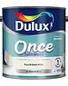 Dulux (Akzo Nobel) Once Satinwood 2.5L Pure Brilliant White