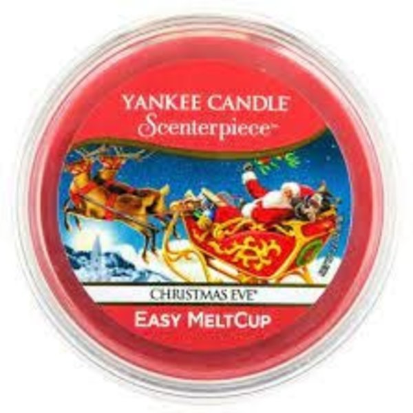 Yankee Yankee Christmas Eve Scenterpiece Meltcup