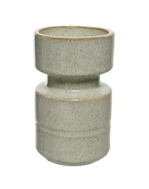 Decoris Stone Dinner Candle Holder