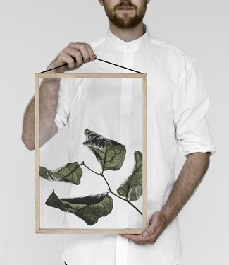 Moebe Moebe Floating Leaves Print 03 (diverse maten)