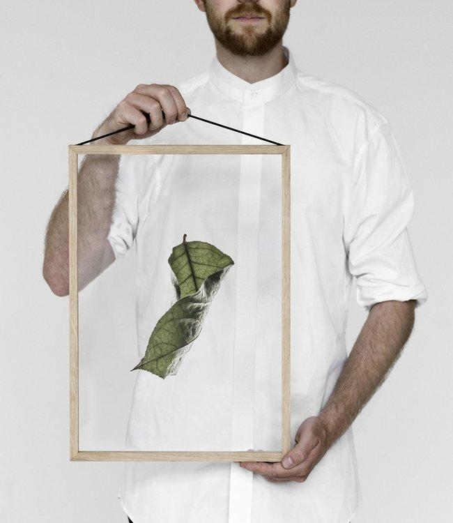 Moebe Moebe Floating Leaves Transparant print 04