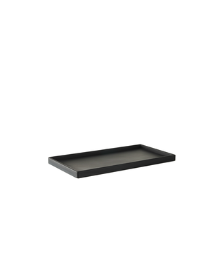 SEJ Design SEJ Design Zwarte Tray X-Small 9x18cm
