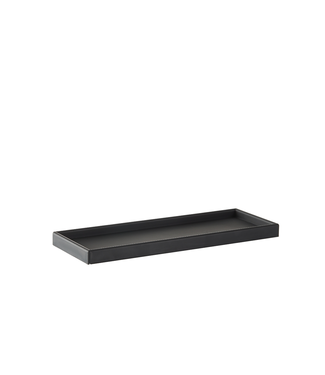 SEJ Design SEJ Design Tray Black Small 9x25cm