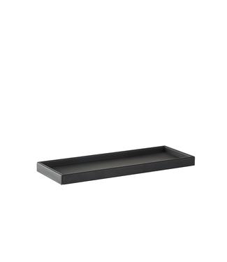 SEJ Design SEJ Design Tray Zwart Small 9x25cm