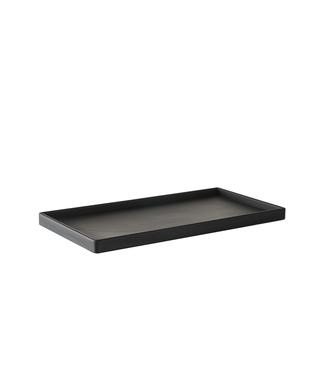 SEJ Design SEJ Design Tray Zwart Large 19x37cm