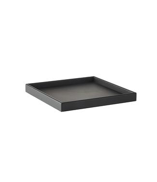 SEJ Design SEJ Design Black Square Tray
